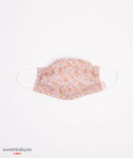 mascarilla-flores-rosa-sweet-baby
